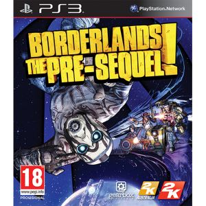 PS3 BORDERLANDS THE PRESEQUEL