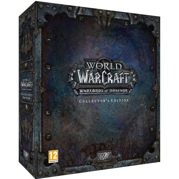 PC WORLD OF WARCRAFT WARLORDS OF DRAENOR CE