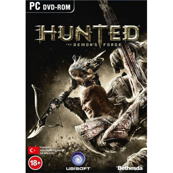 PC HUNTED THE DEMONS FORGE