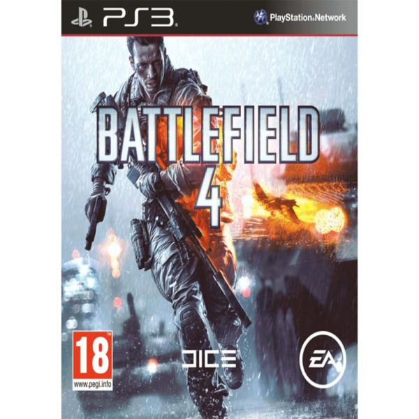 PS3 BATTLEFIELD 4 STD.