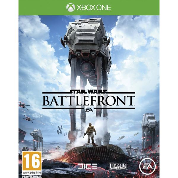 XBOX ONE EA STAR WARS BATTLEFRONT