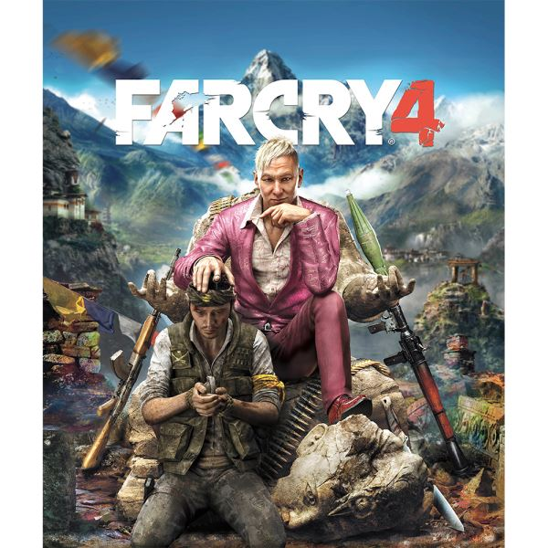 PS4 FAR CRY 4 COMPLETE EDT
