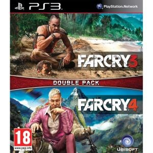 PS3 FAR CRY DOUBLE PACK