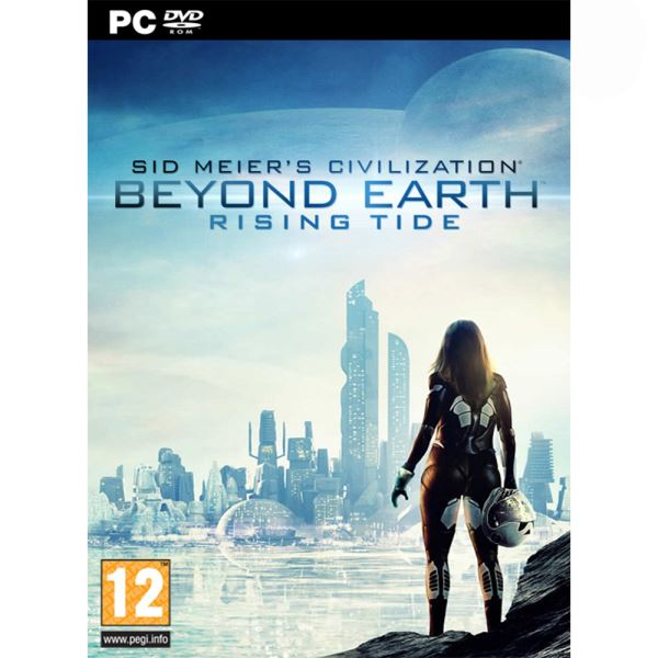 PC CIVILIZATION BEYOND EARTH: RISING TIDES