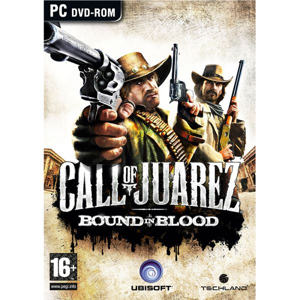 PC CALL OF JUAREZ BOUND IN BLOOD