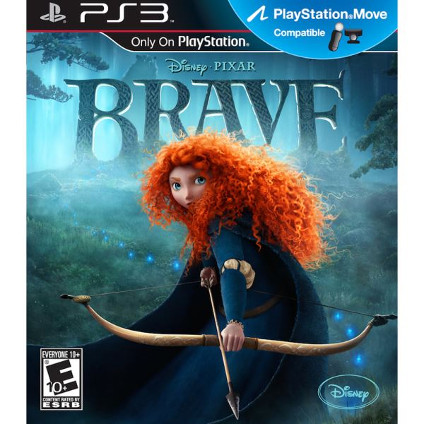 PS3 BRAVE