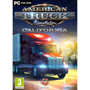 PC AMERICAN TRUCK SIMULATOR CALIFORNIA
