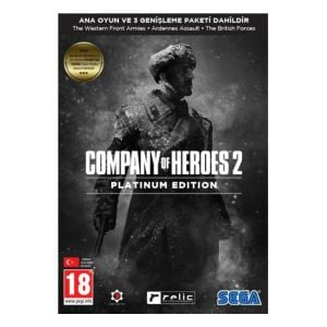 PC COMPANY OF HEROES 2 PLATINUM EDITION