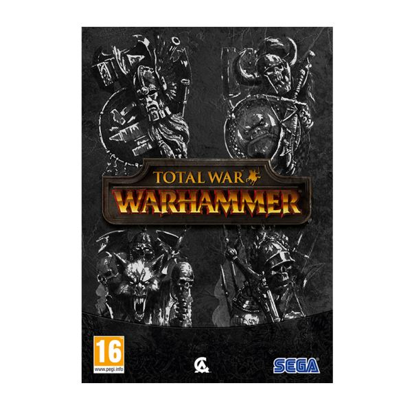 PC TOTAL WAR WARHAMMER LIMITED EDT
