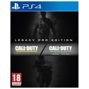 PS4 CALL OF DUTY INFINITE WARFARE LEGACY PRO