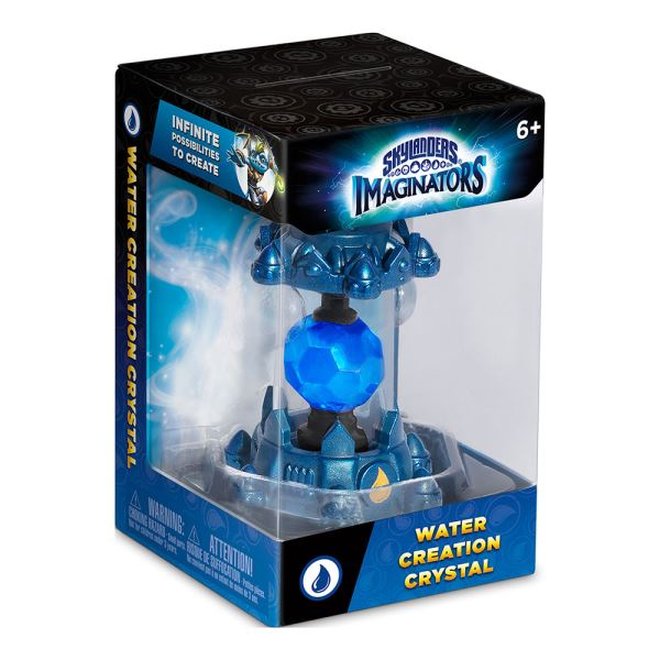 SKYLANDERS IMAGINATORS CRYSTAL WATER 2