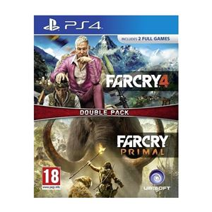 PS4 FAR CRY PRIMAL DOUBLE PACK