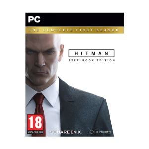 PC HITMAN COMPLETE SEASON STEELBOOK EDT.