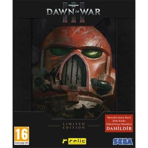 PC DAWN OF WAR III LIMITED EDITION
