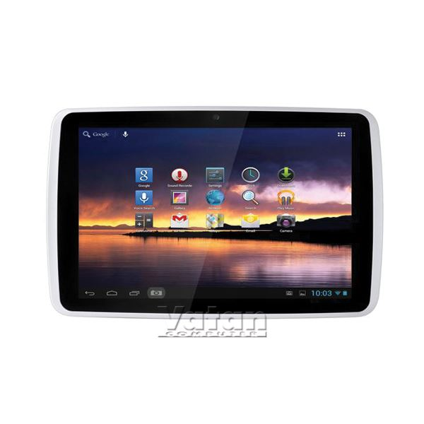D1002 DUALCORE A9-1.6GHZ-1GB DDR3-16GB NAND DISK-10.1''-CAM- VIBR.BT AND.4.1