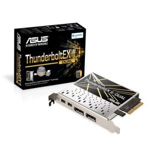 Asus ThunderboltEX II/DUAL Expansion Card