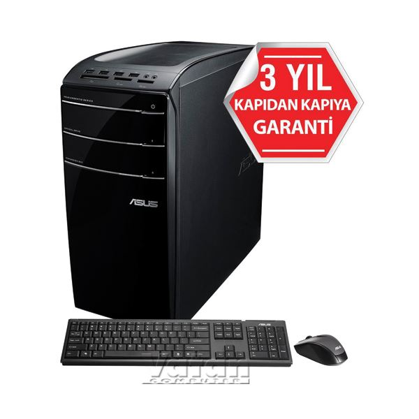 INTEL CORE İ7 3770 3.4 GHZ 8GB DDR3 1 TB HDD 2GB GT630 WIN8