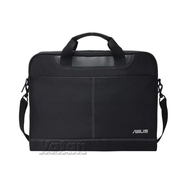 NEREUS CARRY 16'' NOTEBOOK ÇANTASI- (SİYAH)
