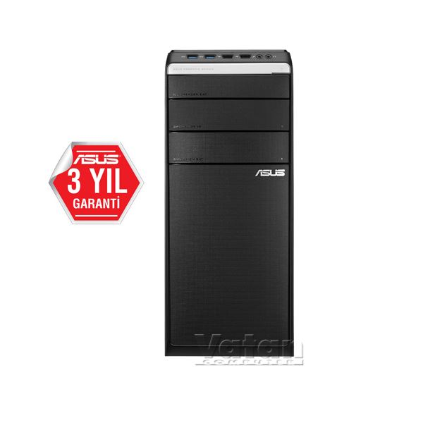ASUS M51AD-TR001S INTEL CORE İ5 4570 3.2 GHZ 8 GB 1 TB 2 GB AMD HD8570 WIN8.1