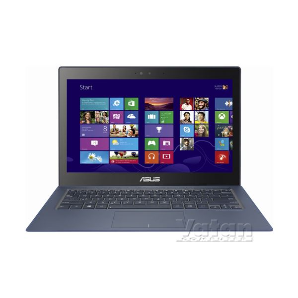 UX301LA-ULTRABOOK TOUCH COREİ7-1.8GHZ-8GB-2*128 SSD13.3 W8 NOTEBOOK BİLGİSAYAR