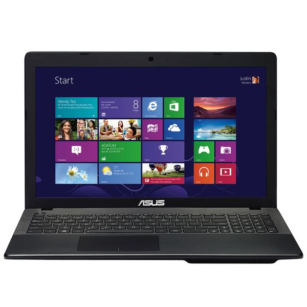 ASUS X550CL CORE İ3 3217U 1.8GHZ-4GB RAM-500GB HDD-1GB-15.6