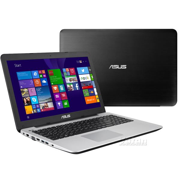 ASUS X555LN CORE İ5 4210U 1.7GHZ-8GB RAM-1TB HDD-2GB-15.6