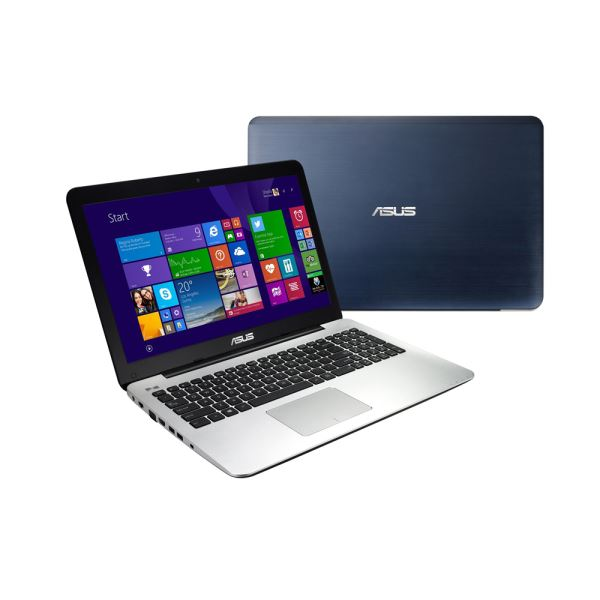ASUS K555LN CORE İ7 5500U 2.4GHZ-12GB RAM-1TB HDD-2GB-15.6