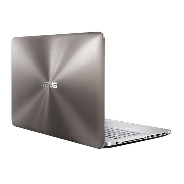 ASUS N552VW CORE İ7 6700HQ 2.6GHZ-16GB-1TB+256 SSD-15.6-GTX960M 4GB-W10 NOTEBOOK