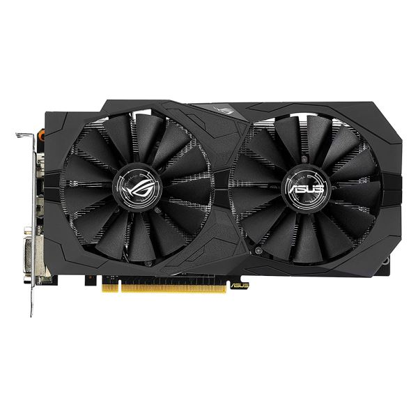 ASUS GeForce GTX1050TI STRIX GAMING GDDR5 4GB 128Bit DX12 Nvidia Ekran Kartı