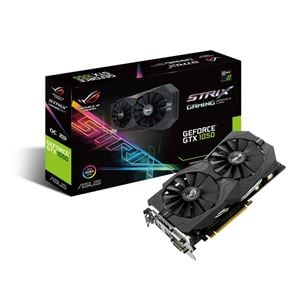 ASUS GeForce GTX1050 STRIX GAMING GDDR5 2GB 128Bit DX12 Nvidia Ekran Kartı