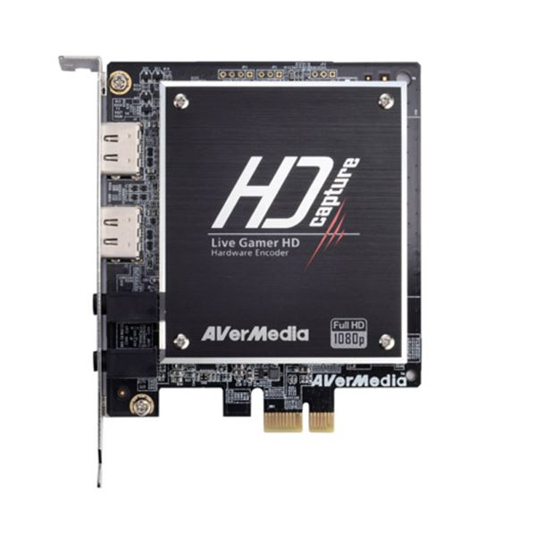 AVERMEDIA LİVE GAMER HD PCI-E  TV KARTI