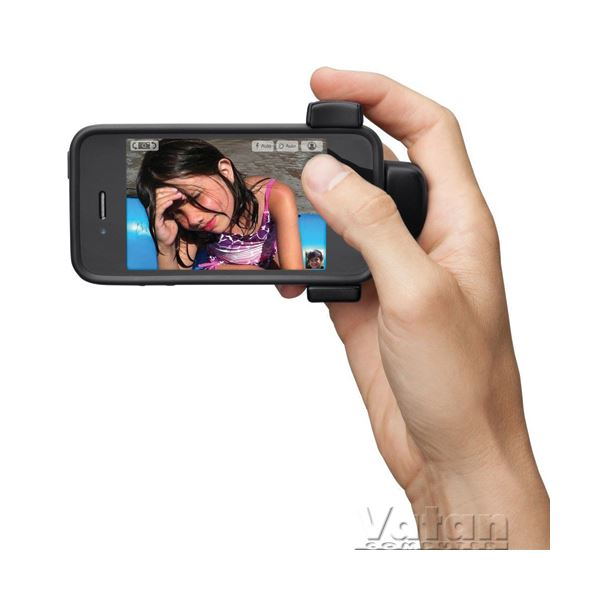 LIVEACTION CAMERA GRIP IPHONE4/4S KAMERA DENKLANŞÖRÜ