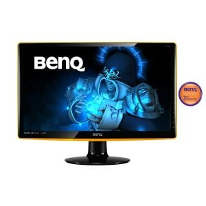 "BenQ 21.5"" RL2240HE 1ms/60Hz Full HD Gaming Led Monitör Sarı/Siyah"