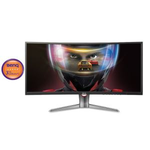 "BenQ 35"" XR3501 4ms/144Hz Ultra Curve FreeSync QHD Gaming AMVA Led Monitör"