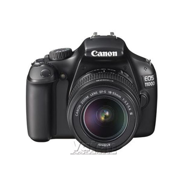 CANON EOS 1100D 18-55 DC 12,1 MP 2,7