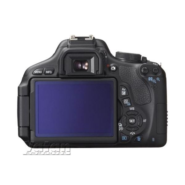 CANON EOS 600D DC 18 MP 3,0