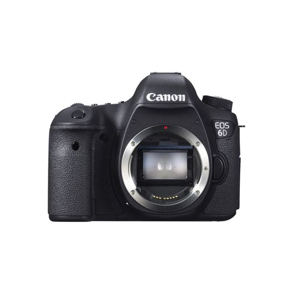 CANON EOS 6D BODY 20.2 MP 3,0
