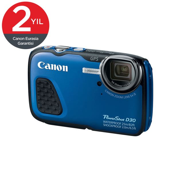 CANON D30 12.1 MP 3