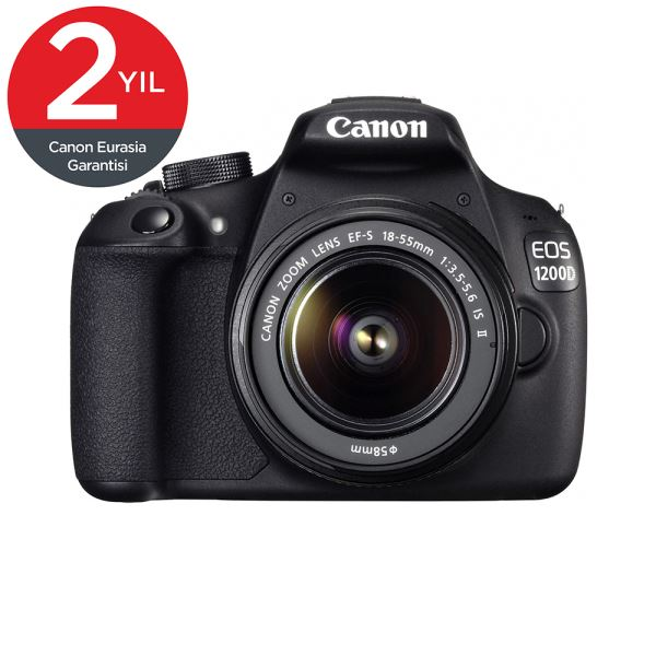 CANON EOS 1200D 1855 IS 18 MP 3
