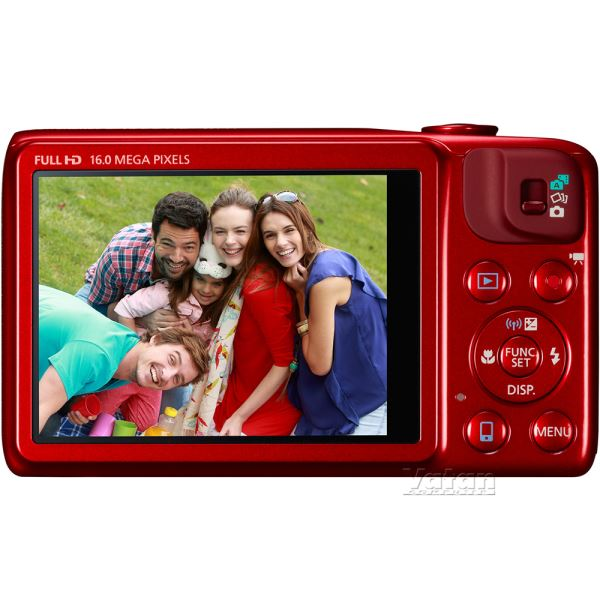 CANON SX600 RED DİGITAL FOTOĞRAF MAKİNESİ