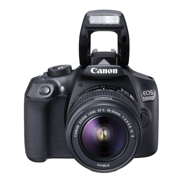 CANON EOS 1300D 18-55 IS 18.7 MP 3