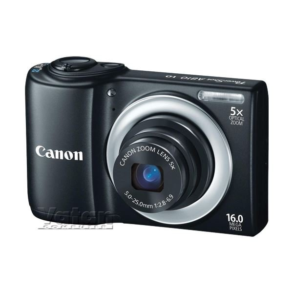 CANON POWERSHOT A810 16 MP 2,5