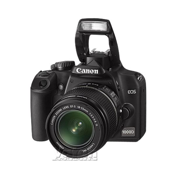 CANON EOS 1000D 18-55IS  10.1 MP 2,5