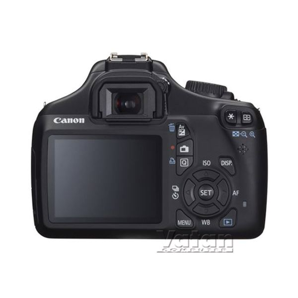 CANON EOS 1100D 18-55 IS 12 MP 2,7
