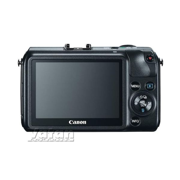 CANON EOS M 18 MP 3,0