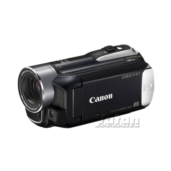 CANON HF-R17 SD DİJİTAL VİDEO KAMERA (FULL HD)