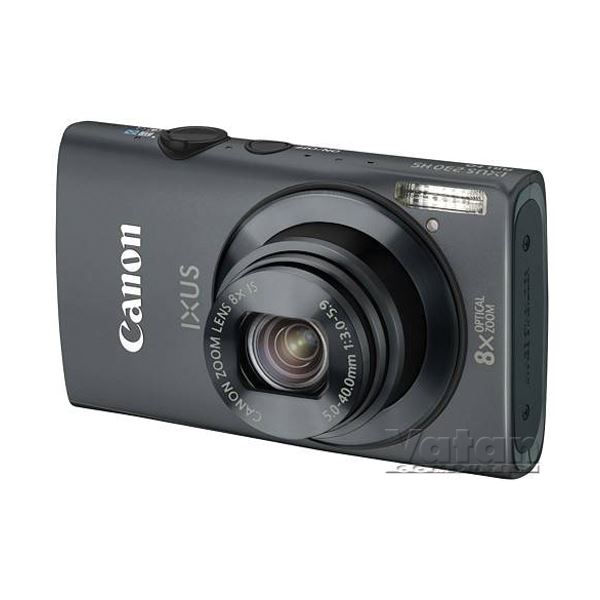 CANON IXUS 230 12,1 MP 2,7
