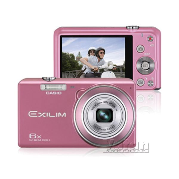 CASIO EX-ZS20HD MOVIE 16.1 MP 2,7