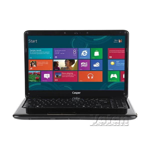 NOTEBOOK CORE İ3 -2.40GHZ-4GB-320GB-15.6-INTEL-W8 TASINABİLİR BİLGİSAYAR