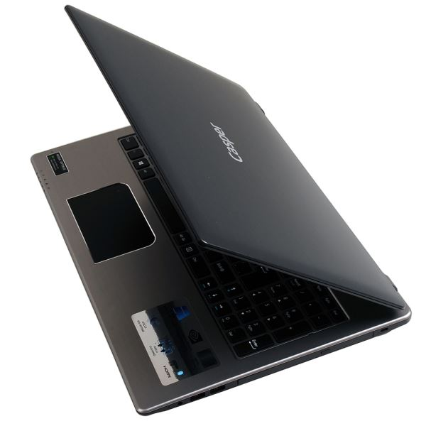 CASPER CN-VSM4210X CORE İ5 4210M 2.6GHZ-4GB-500GB HDD-15.6''-2GB -W8.1 NOTEBOOK